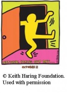 © Keith Haring Foundation. Used with permission