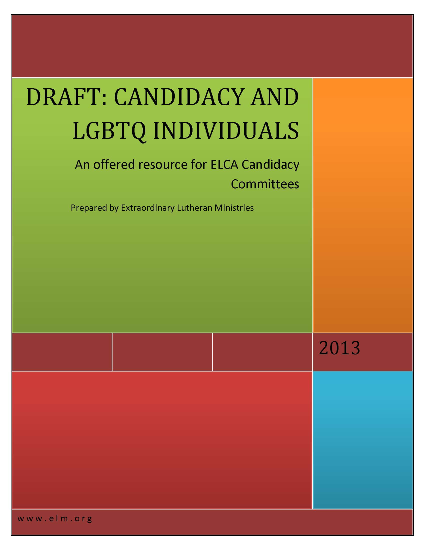 Candidacy for LGBTQ Individuals
