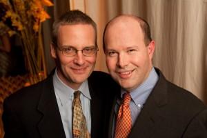 Bruce Jervis and Jim Kowalski
