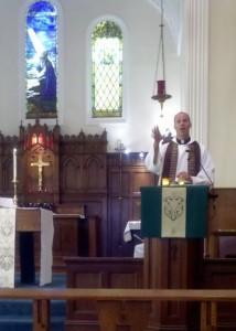 steve preaching photo