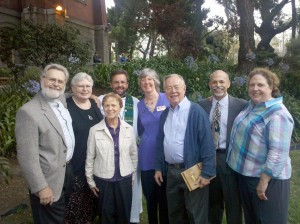 Founding members of Extraordinary Candidacy Project.