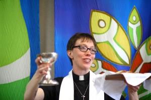 Rev. Angela Joy Nelson.   Photo credit: Emily Ann Garcia