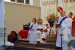 Abby Ferjak and Ross Murray are consecrated as Diaconal Ministers.